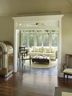 simple drapes for shade on carport - love the ceiling fan too  #homedecor #homelighting #home #lighting