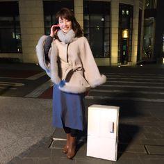 いいね!734件、コメント19件 ― 新井恵理那のNキャス公式インスタグラムさん(@tbs_nc_erina_arai)のInstagramアカウント: 「ポンチョは中にしっかり着込むことができるので、防寒にいいですね! 先週の衣装です。 コート/CECIL McBEE http://cecilmcbee.jp/…」