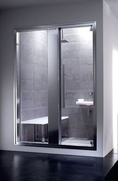 Omnisteam Touch 88 steam room. I need one of these in my house.