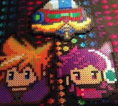League of Legends Arcade Ezreal, Corki, Ahri Sprite Perler Art Kandi Hama Gamer | eBay