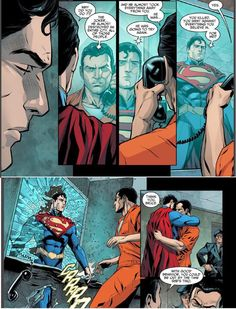 Now THIS is how you make an entrance #Superman #Batman