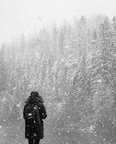 Never ending winter Oslo Norway