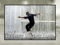 HAPPY  RAINY  DAY by Gyula Dio  via slideshare