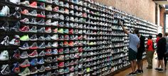The 10 Best Sneakers Shops In New York City | Green Label | The Intersection of Skate, Music & Art
