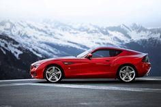 Minuloročný predstavený koncept BMW Zagato Coupé sa (zatiaľ) do výroby asi nedostane.