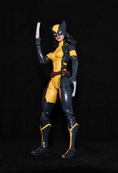 X-23 (Marvel Legends) Custom Action Figure