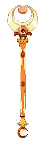 lolirock pixel staff Auriana by faycoon.deviantart.com on @DeviantArt