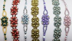 Deb Roberti's Baroque Bracelet & Earrings