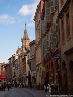 Visiter Toulouse en 7 idées