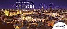 Juega y gana tu estancia para dos personas en Lyon, ciudad elegida Mejor Destino de Fin de Semana Europeo. ¡Participa ahora!