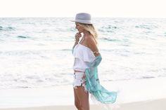 Soleil Blue Julia Tube via @gypsylovinlight #soleilblue