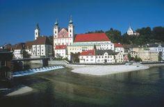 steyr an der enns Visit Austria, Steyr, Central Europe, Salzburg, Alps, Vacation, Mansions, Country, House Styles