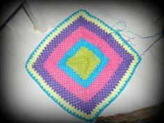 haakwerkje.jpg #crochet #haken #granny
