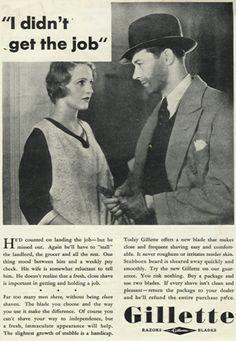 Gillette. 1932.