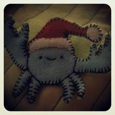 One Christmas Crab