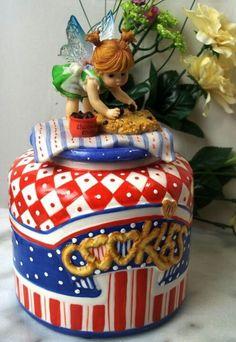 character cookie jars | Cookie jar