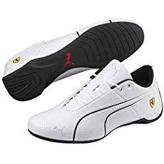 PUMA Ferrari Future Cat Ultra Sneaker Puma White-Puma Black 7.5 ec5ebcb18