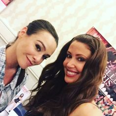 See this Instagram photo by @horrorgal • 1,195 likes: Danielle Harris with Shannon Elizabeth