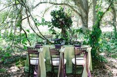 Savvy Deets Bridal: {Styled Shoot} Enchanted Forest Wedding