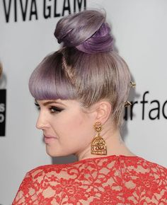 Did You Know Purple Hair Was Having a Moment? Here Are 3 Ways to Wear This Hair Color Trend