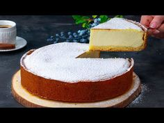 Už nehledám recepty na cheesecake, tento je PERFEKTNÍ - YouTube Vanilla Cake, Cheesecake, Easter, Youtube, Desserts, Food, Tailgate Desserts, Deserts, Cheesecakes