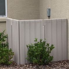 Quiet Fence The Home Air Conditioner Noise Dampener