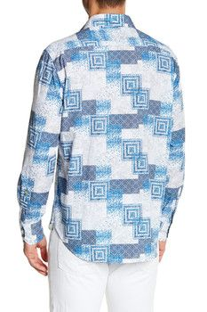 Robert Graham Player Long Sleeve Classic Fit Shirt