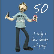 Saucy /& Hot Happy Birthday Card One Lump or Two Holy Mackerel Greeting Cards