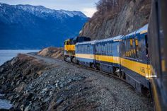 Alaska Railroad safety project faces state's new fiscal reality Holiday Train, Next Holiday, Alaska Railroad, Road Train, Dream Vacations, To Go, Poses, Image, Safety