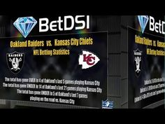 Oakland Raiders vs Kansas City Chiefs Odds | NFL Free Picks