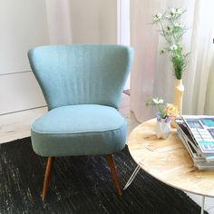 Cocktail stoel | Atelier Stof Veertje