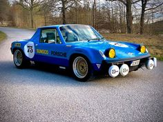 Porsche 914, Porsche Cars, Porsche Replica, Bmw 2002, Dream Garage, Le Mans, Rally, Cars Motorcycles, Race Cars