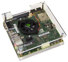 Here's a quick look at CUDA performance on the NVIDIA Jetson Tegra developer board. Computer Projects, Computer Build, Arduino Projects, Pc Computer, Electronics Projects, Custom Computer Case, Diy Pc, Computer Teacher, Custom Computers