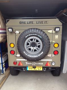 Offroad trailer almost Finished