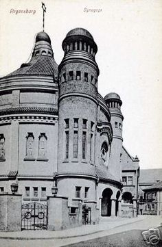 History of the Jews in Regensburg - Wikipedia, the free encyclopedia