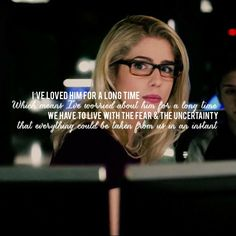One of the greatest lines of the show Felicity Show, Arrow Felicity, Arrow Cw, Oliver And Felicity, Team Arrow, Scandal Quotes, Scandal Abc, Glee Quotes, Stephen Amell Arrow