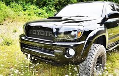 BPFABRICATING.COM // aftermarket Toyota Tacoma parts \\ grill + skid plate  If only they made one for a second generation 4Runner