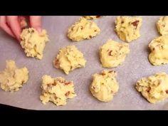 2 ricette PER NON COMPRARE PIU' BISCOTTI! #418 - YouTube Biscotti Cookies, Shortbread Cookies, Yummy Cookies, Cupcake Cookies, No Bake Cookies, No Cook Desserts, Cookie Desserts, Sweets Recipes, Apple Recipes
