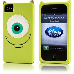 Mike Wazowski iPhone 4/4S Case Monsters, Inc. (63 BRL) ❤ liked on Polyvore featuring accessories, tech accessories, phone cases, phones, cases, iphone and inc international concepts