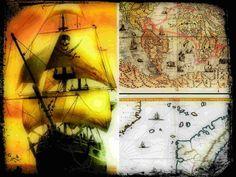 La piratería alcanzó su edad de oro al infestar los mares del orbe, bucaneros, filibusteros, corsarios y piratas tenían presencia en las rutas del Caribe