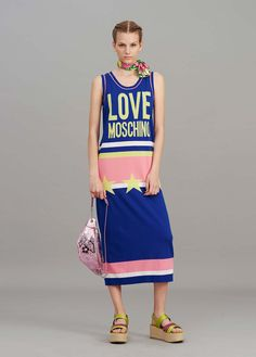 Love Moschino Spring/Summer 2018 - See more on www.moschino.com