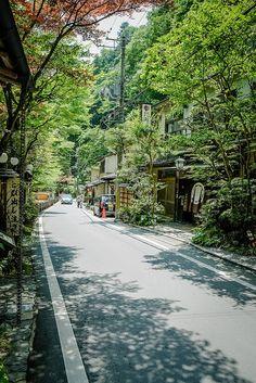 貴船 by ViktorLeung on Flickr. Kyoto