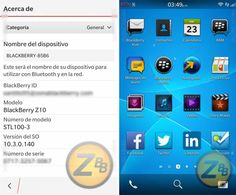 BlackBerry 10.3 screenshots leaked – reveals many new features - #blackberry #blackberry103 #screenshots