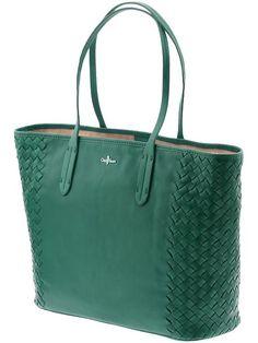 emerald tote // cole haan #coloroftheyear