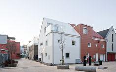 Salongen 35 | Kjellgren Kaminsky Architecture AB