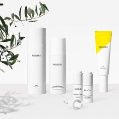 A freshly blended batch from NUORI skincare has arrived - bringing to you a new generation of natural skincare products at peak efficacy. Available online and in-store. Cosmetic Packaging, Beauty Packaging, Packaging Design, Product Packaging, Organic Skin Care, Natural Skin Care, Natural Beauty, Skincare Branding, Cosmetic Bottles