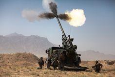 Artillery (US) - Afghanistan
