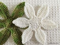 It is a website for handmade creations,with free patterns for croshet and knitting , in many techniques & designs. Granny Square Crochet Pattern, Crochet Squares, Crochet Motif, Irish Crochet, Crochet Patterns, Crochet Flower Tutorial, Crochet Flowers, Burlap Flowers, Pink Flowers