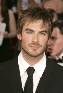 Ian Somerhalder...to play Christian Grey in 50 Shades of Grey...one word...YES!!!!