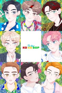 345 Best Exo Fanart Images Drawings Backgrounds Exo Fan Art